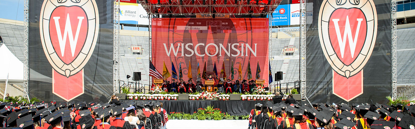 University of Wisconsin-Madison's Spring Commencement