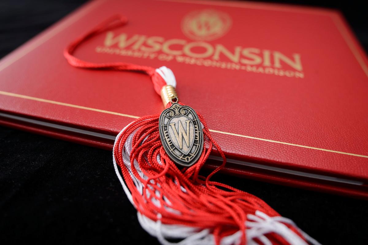 University of Wisconsin-Madison Tassel