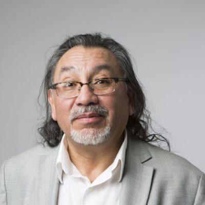 headshot: Rubén Medina