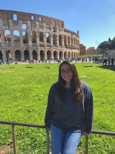 Featured Undergraduate: Francesca Van